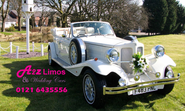 Vintage Wedding Car Hire Birmingham Classic Wedding Car Solihull