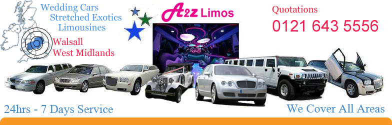 A2Z Limos Walsall