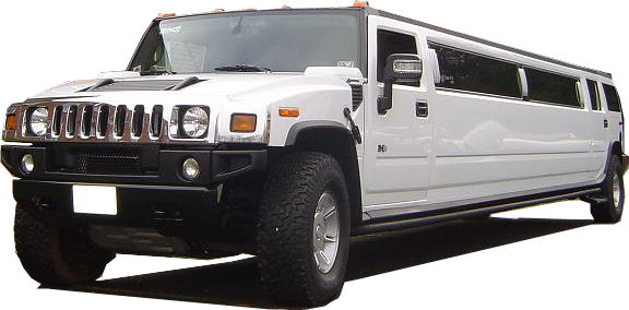 40ft Long Stretched Hummer Limo in Birmingham