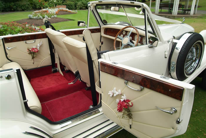 Vintage Wedding Car Hire Birmingham Classic Wedding Car